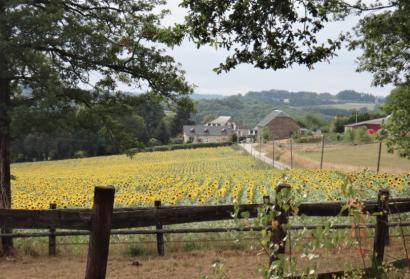 Le domaine du Claux en Corrèze